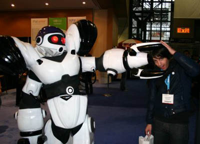 Robo-Mauling