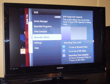 Hands On With Verizon FiOS TV 2 0