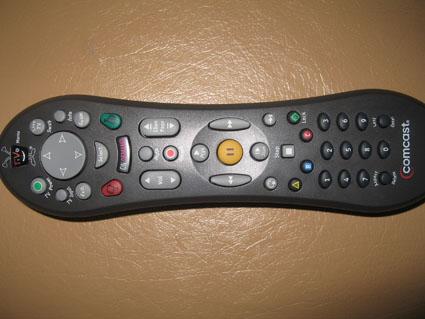 Comcast TiVo In The Wild!