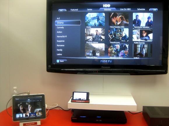 Verizon FiOS TV CES 2011 3