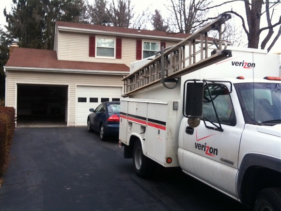 This Old House: Goodbye SDV, Hello FiOS