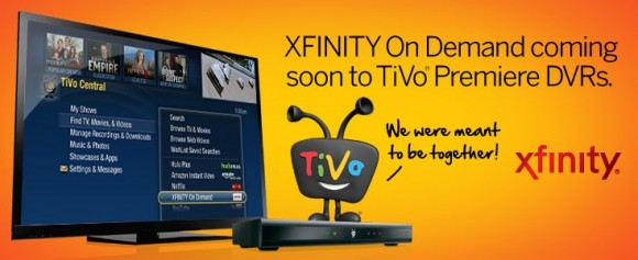 Comcast-TiVo