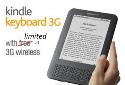 AT&T and Amazon Cap Kindle Whispernet