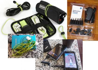 CES gadget go bag