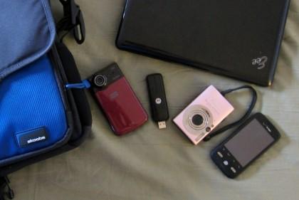 CES travel gear shot 3