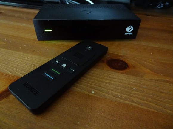 Boxee Cloud DVR hardware