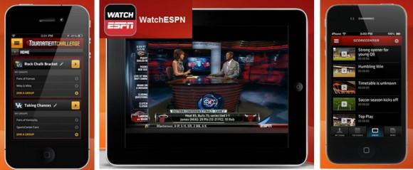 Watch ESPN devices