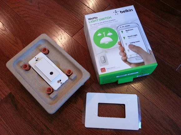 Wireless WeMo Light Switch Hits Retail For 50