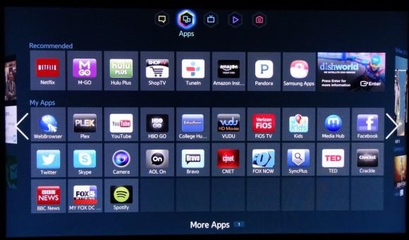 samsung smart tv remote netflix. smarthub-photo3-apps samsung smart tv remote netflix