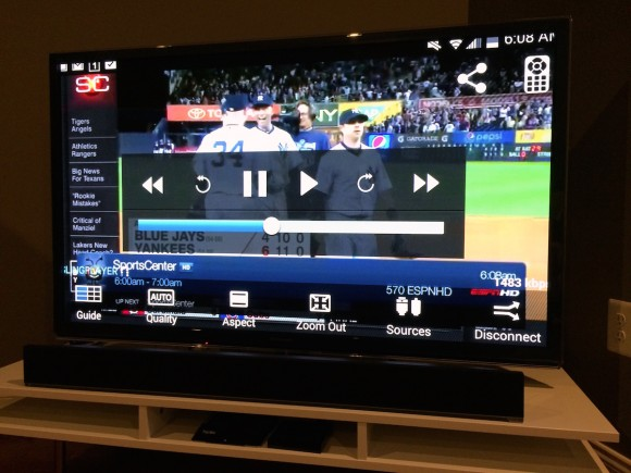 Slingbox Support Reveals Upcoming Chromecast Details