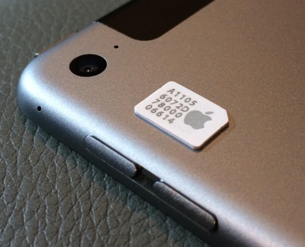 Súčasná Apple SIM - svetapple.sk