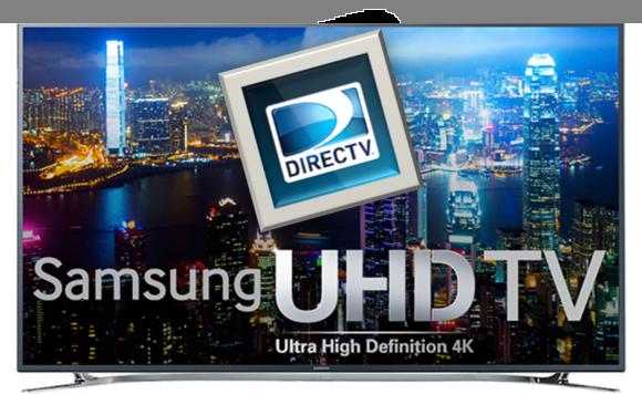 DirecTV Beams 4K Content To Samsung TVs