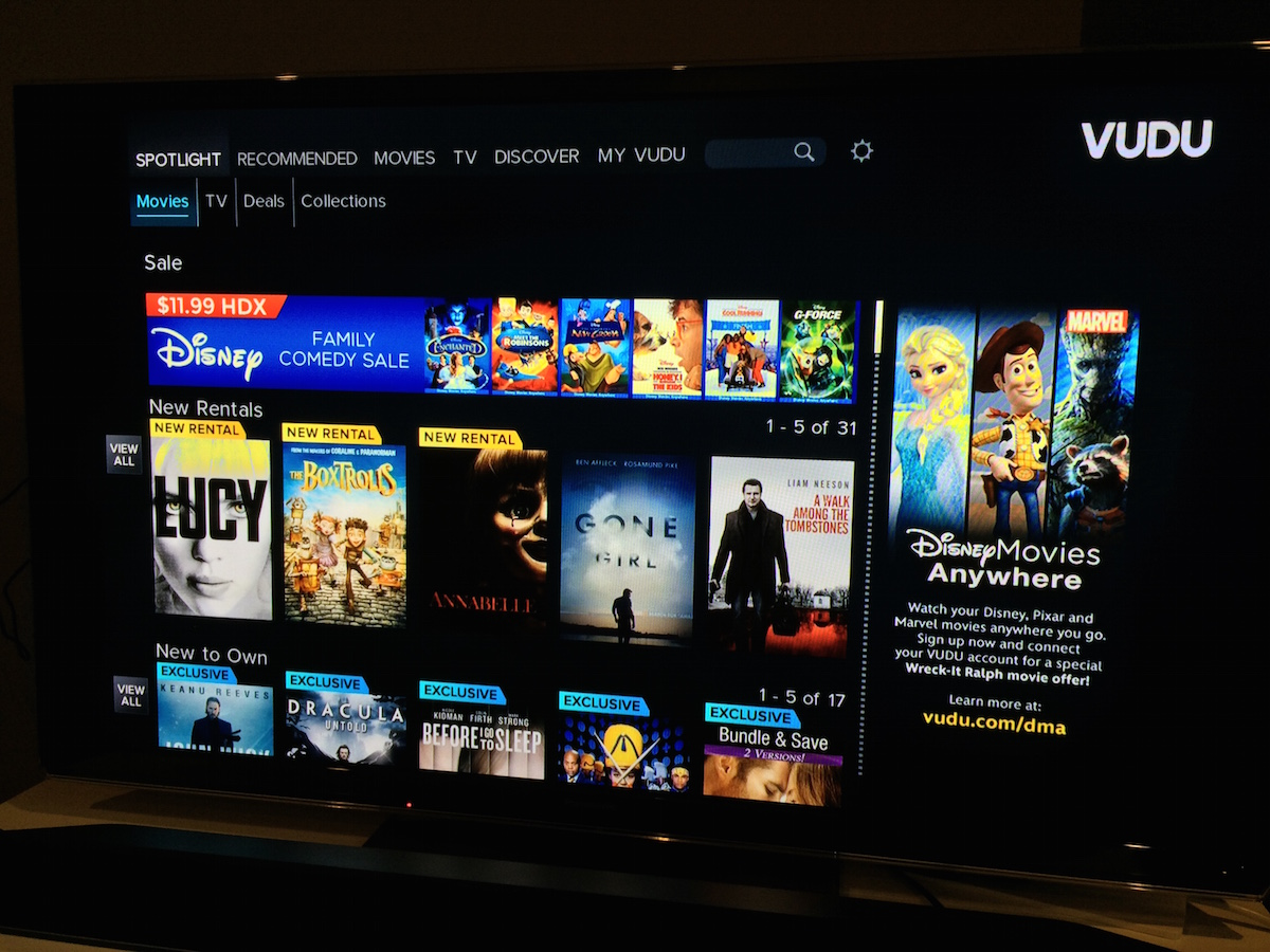 Vudu Comes Full Circle, Launches Streaming Stick