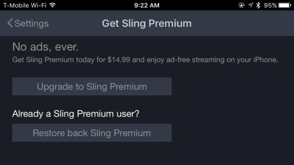 Sling-ads