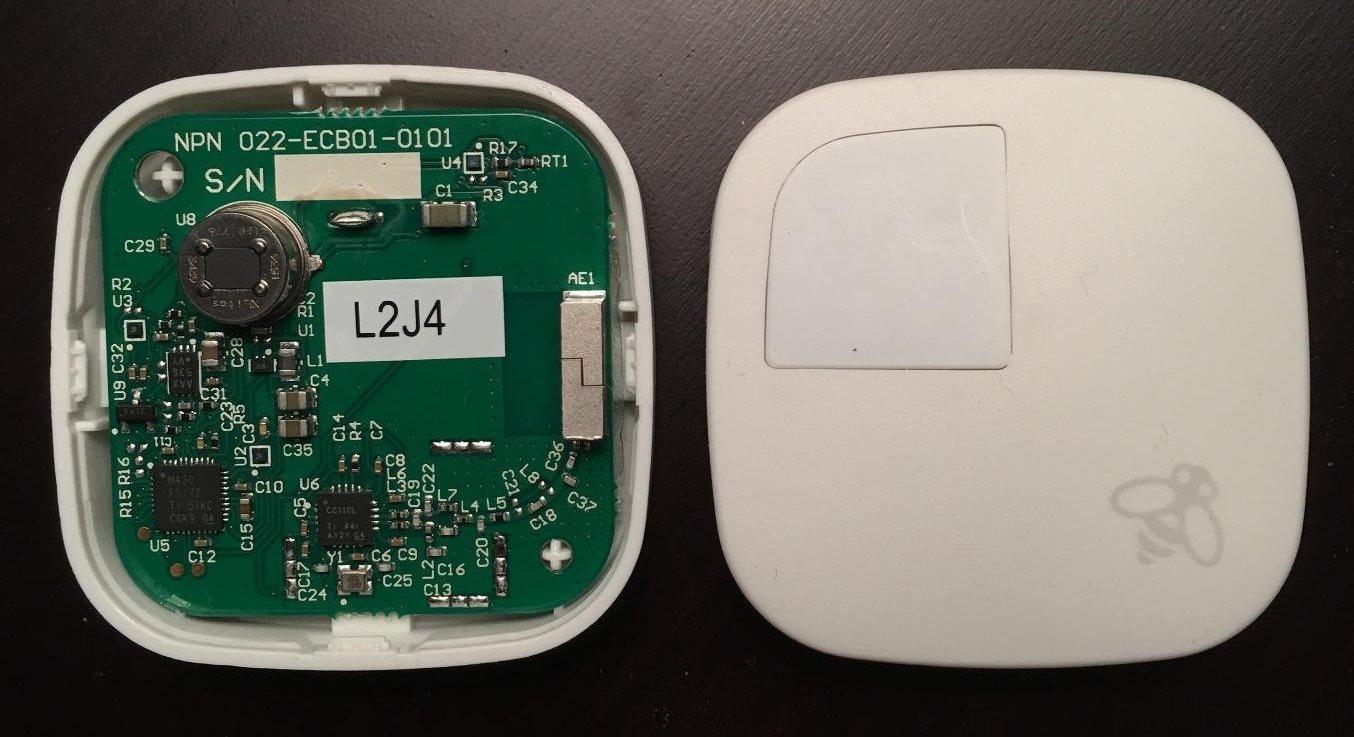 Check Amp Repair Your Ecobee Sensor