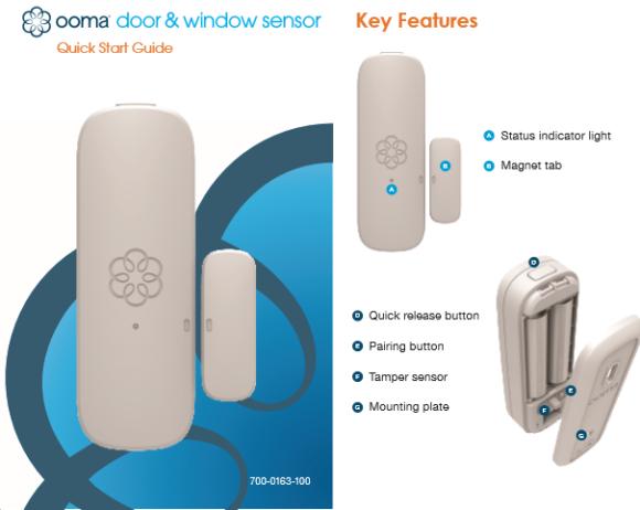 ooma-door-sensor