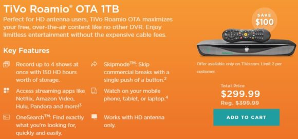 Some TiVo Deals To Be Had