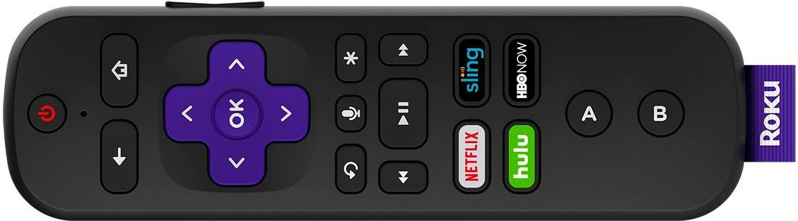 New Roku Remote Will Control Your Television