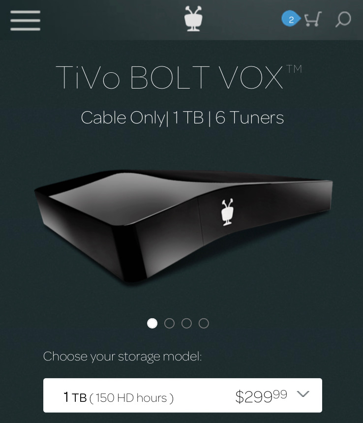 TiVo Releases New DVR