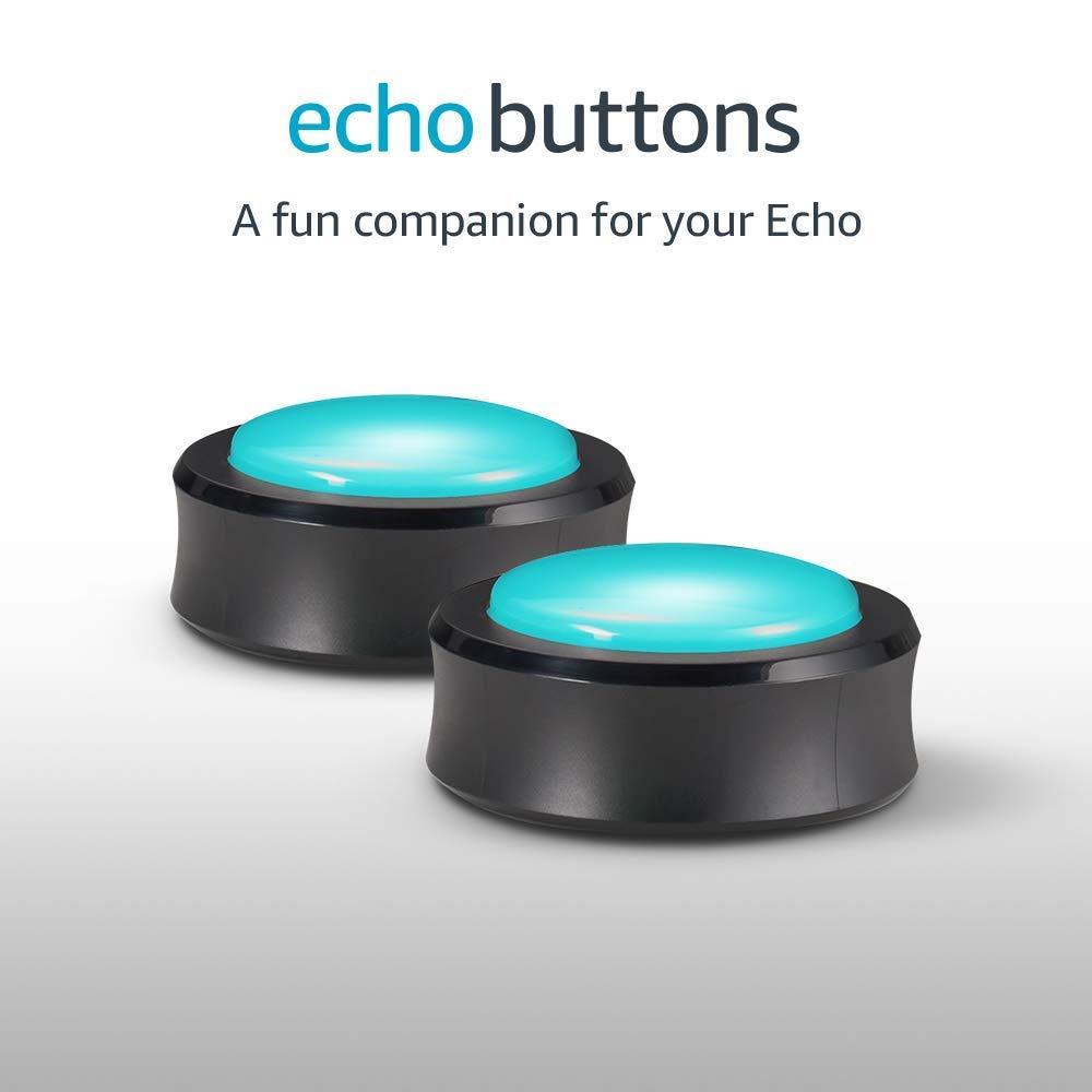 The Amazon Echo Button Tease