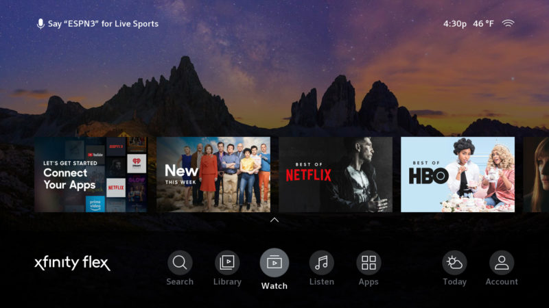Comcast Wants To Be Your Apple TV