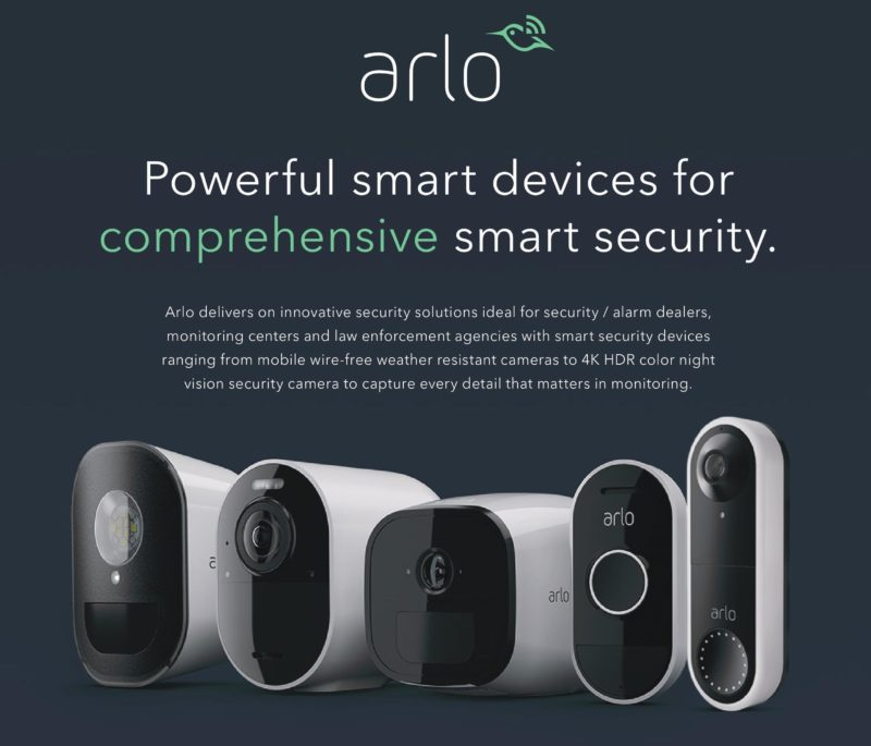 Arlo To Release A Real Video Doorbell