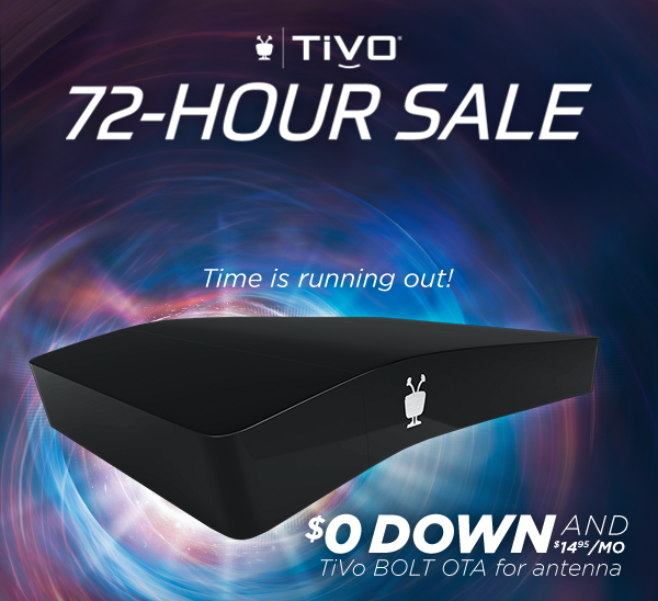 TiVo Tempts Cord Cutters With Free DVR