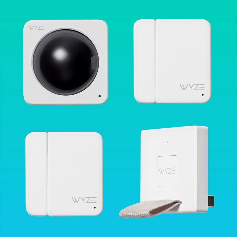 Wyze Sense Smart Home Kit Now Shipping