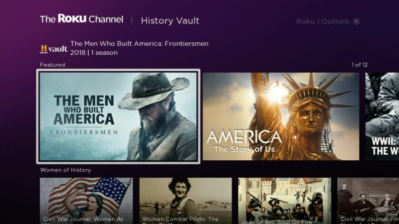 Roku Channel Subscriptions Improved
