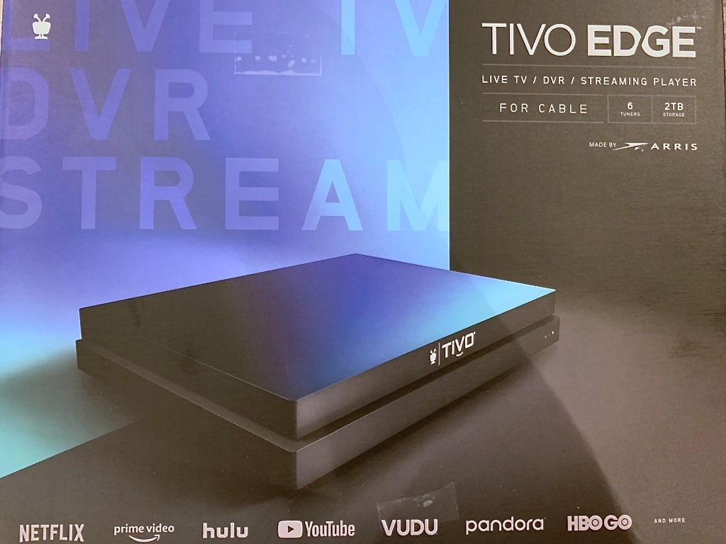 This Is The TiVo Edge