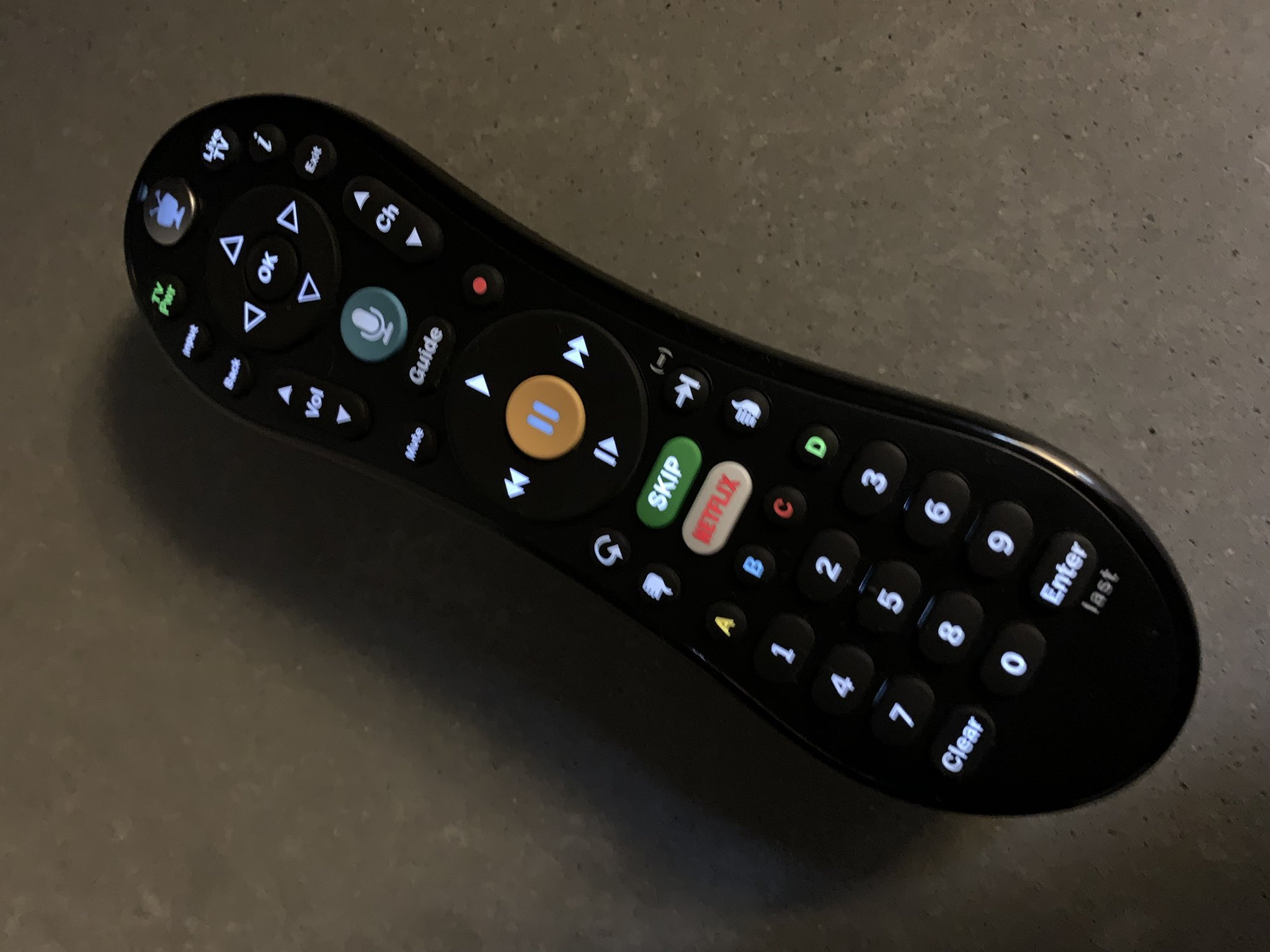 TiVo Lights It Up With New Lux Remote